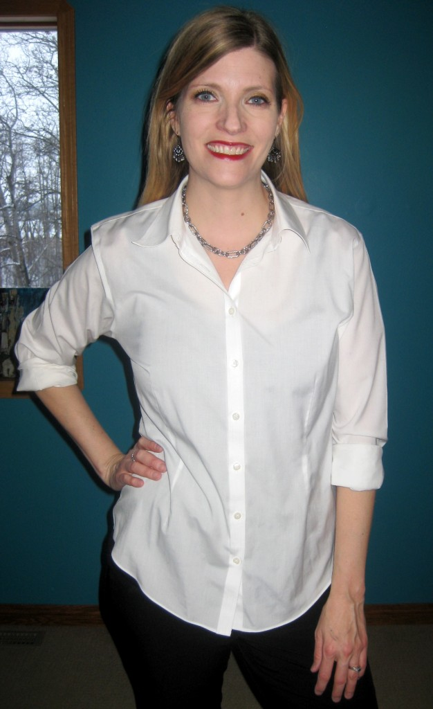I hunted fora long time before landing this new-condition white top.