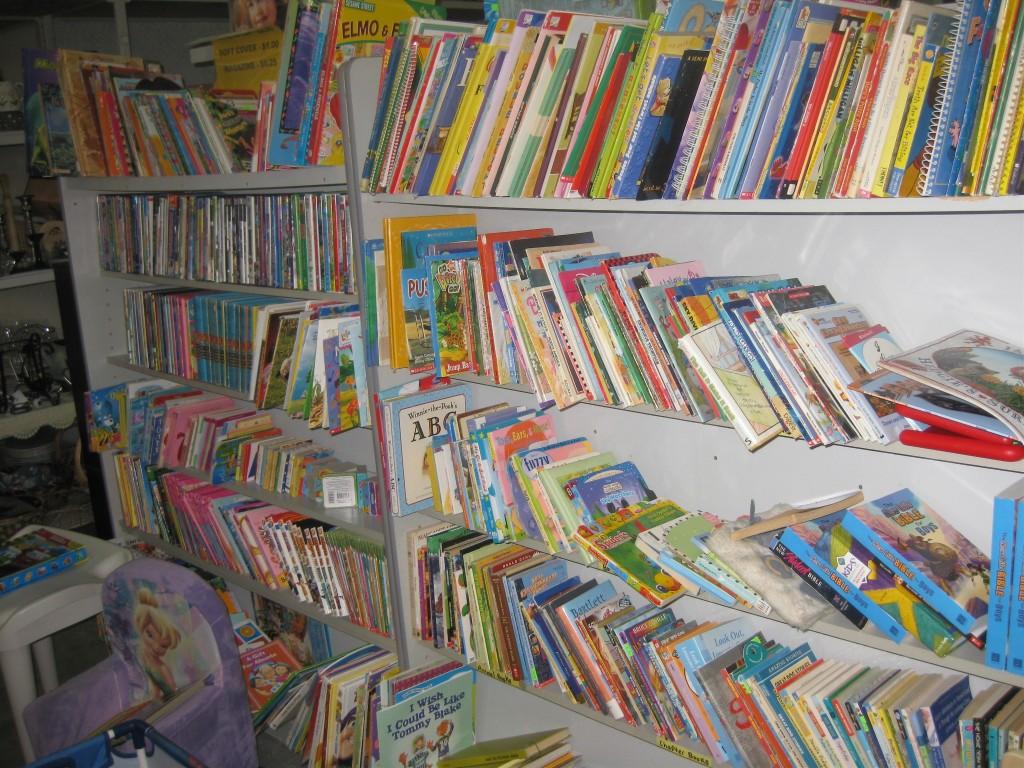 Children's books...