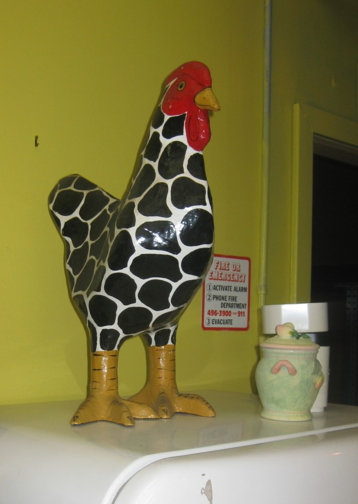 """Can we get the giraffe-chicken?!!""  No."