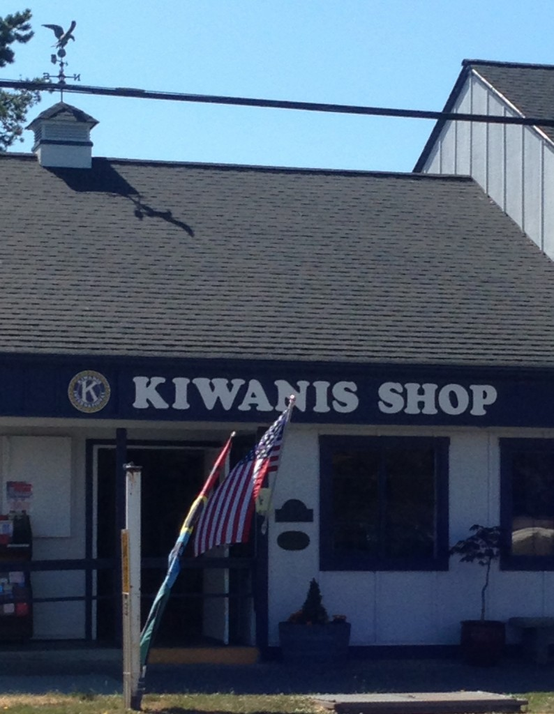 The Kiwanis Shop!