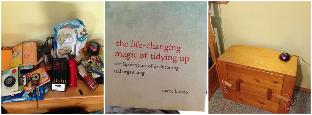 Konmari For Kids Before-After