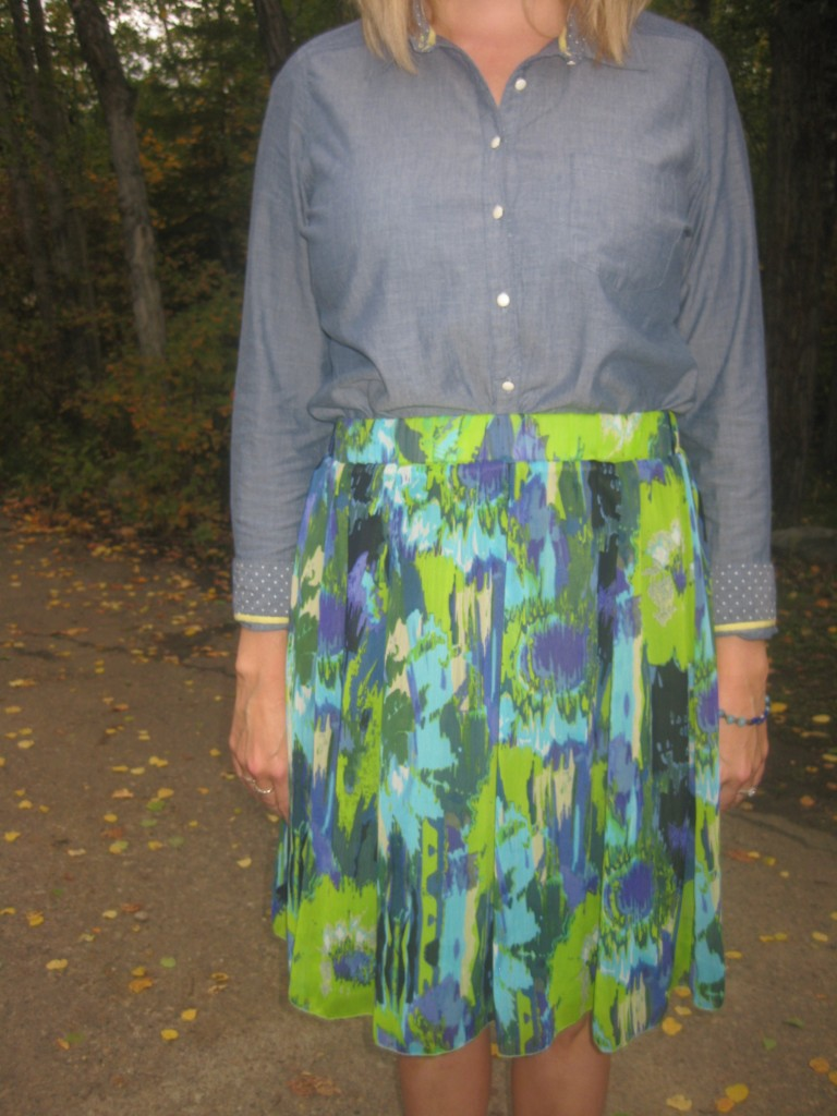 J'adore this skirt though.