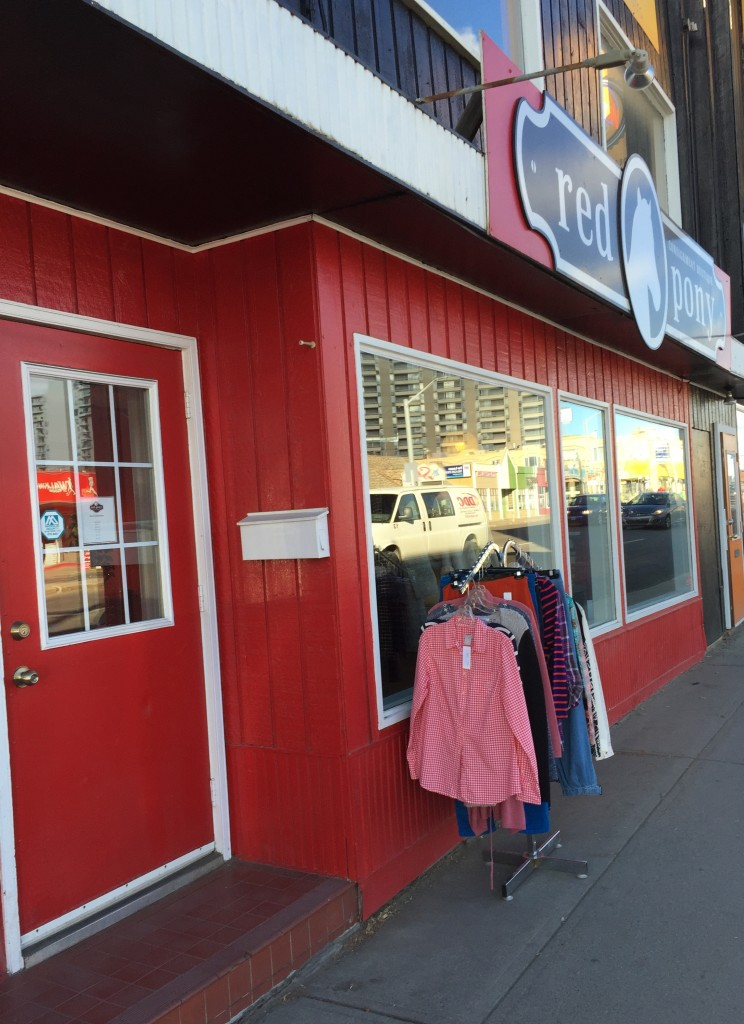 Red Pony Consignment Boutique