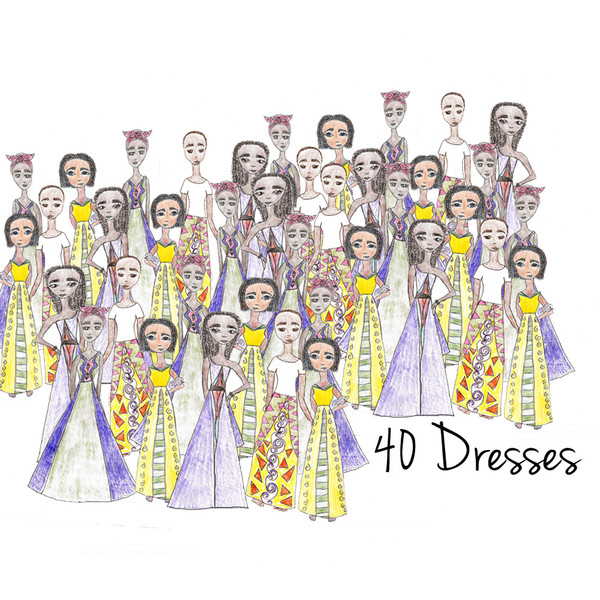 40 Dress Campaign