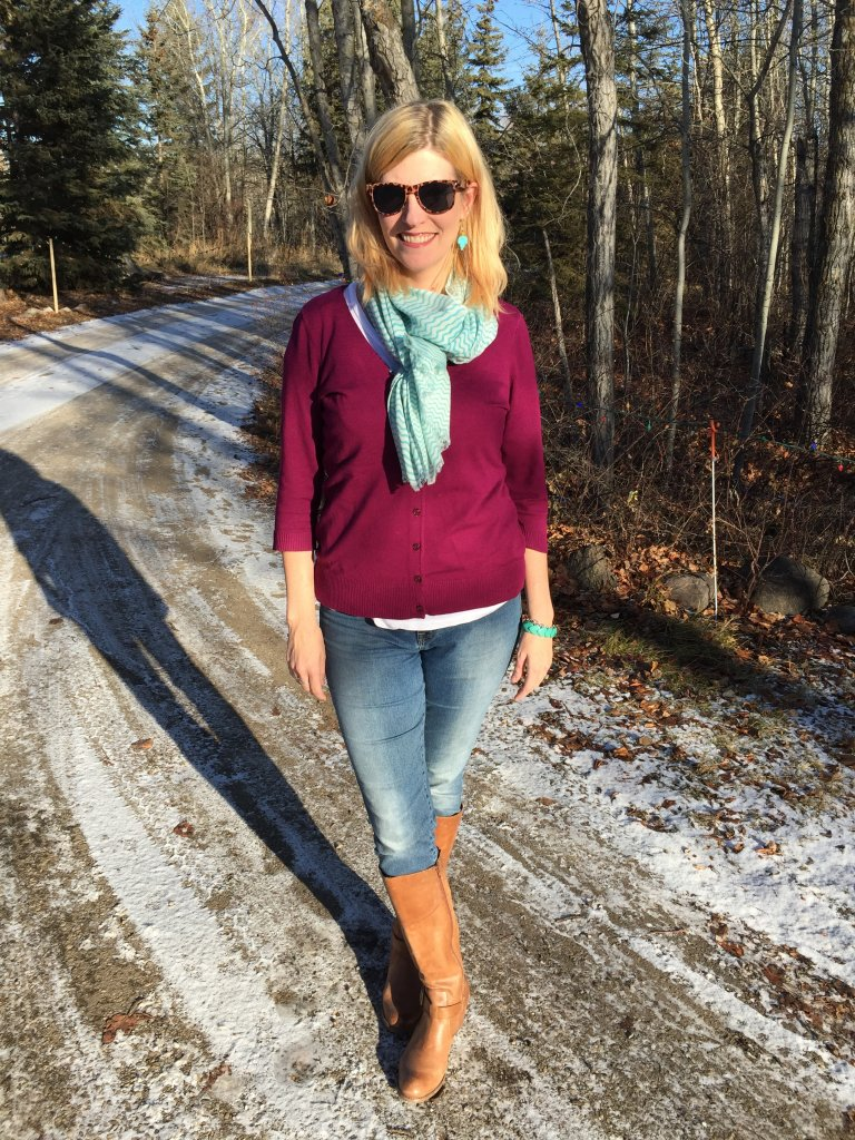 Mindful Moment and an OOTD