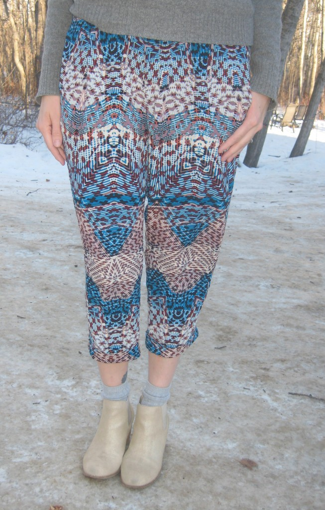 5 Ways to Wear Printed Joggers