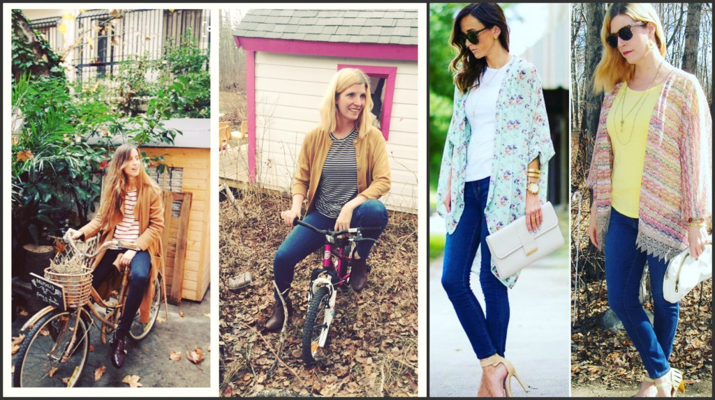 """Kicking off Spring Break with the """"new"""" $4.90 denim skinnies I couldn't resist, styled completely differently!"""