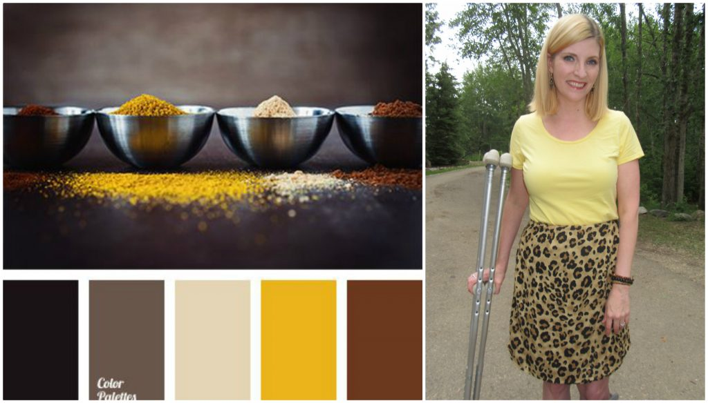 yellowcolourpalette