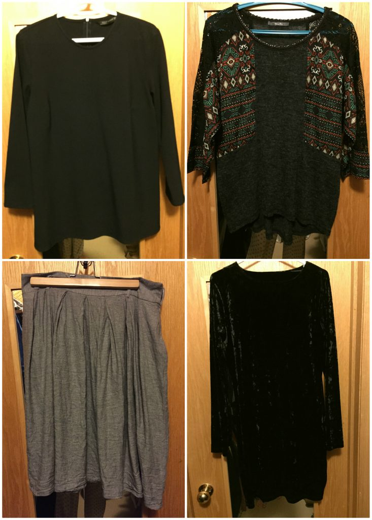 Core Weekly Wardrobe