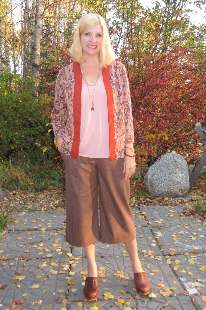 brownculottesoutfit