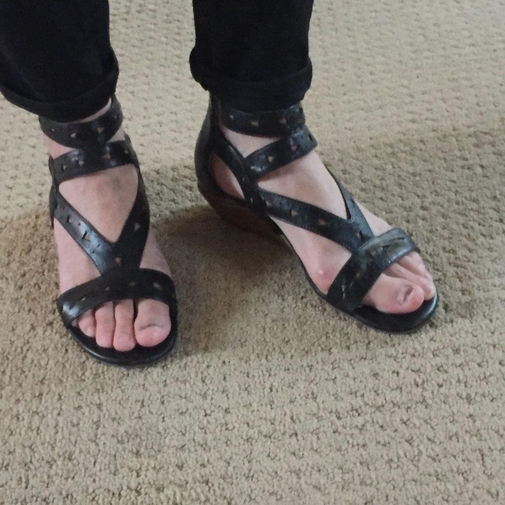Miz Mooz sandals $13