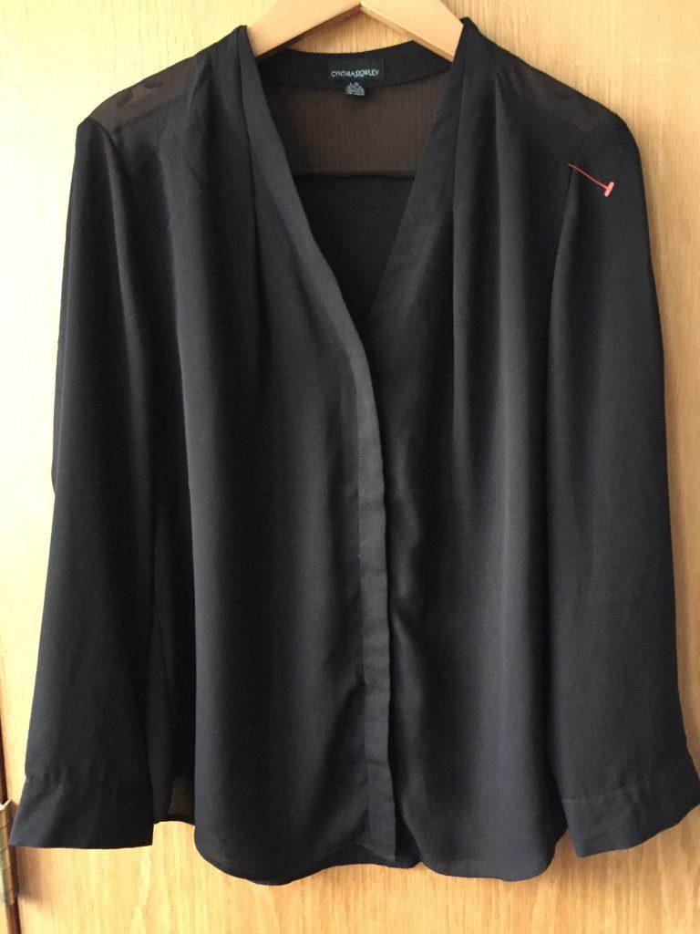 Cynthia Rowley blouse $7