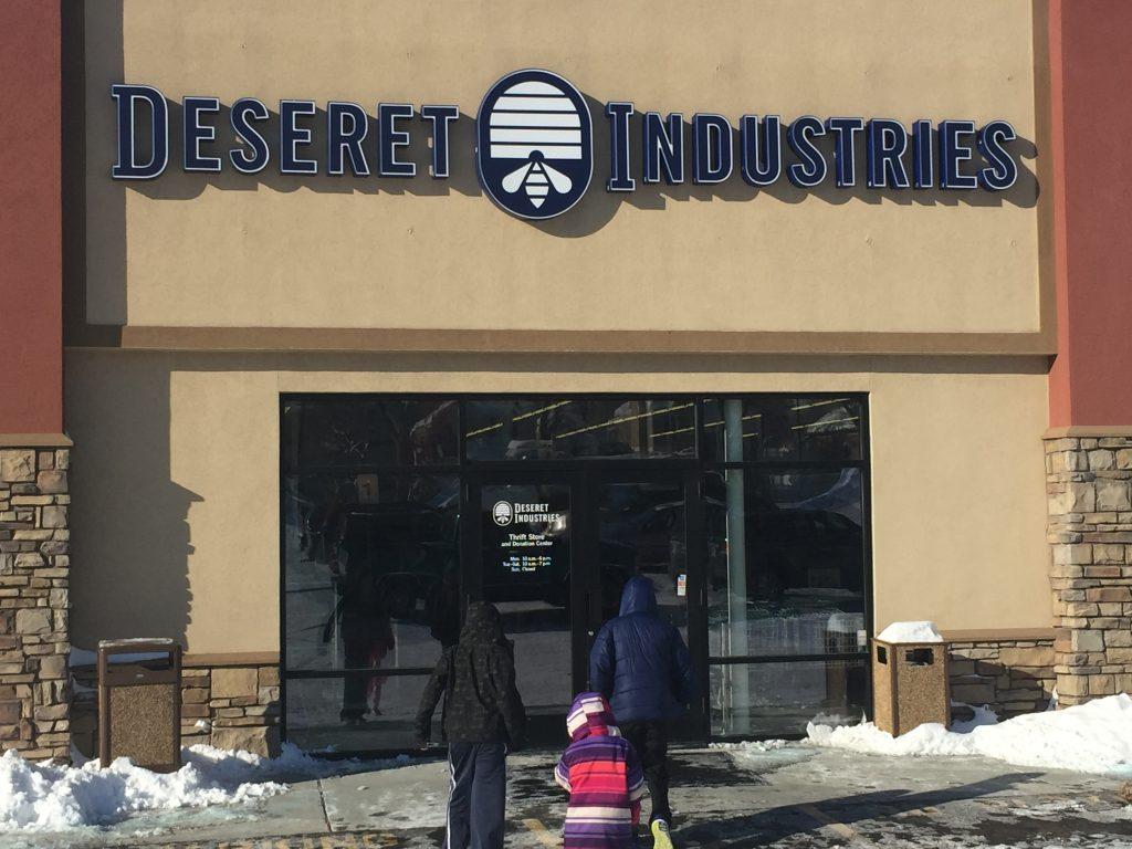 Interstate Thrifting – Utah
