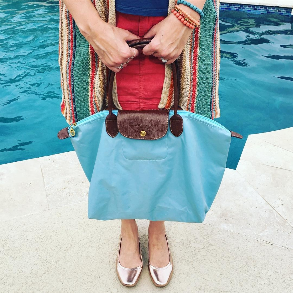 How to Tell if a Designer Bag is Real by The Spirited Thrifter
