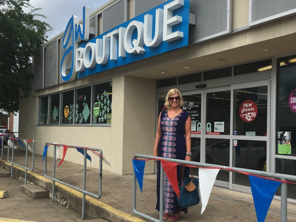 Goodwill Boutique in Austin