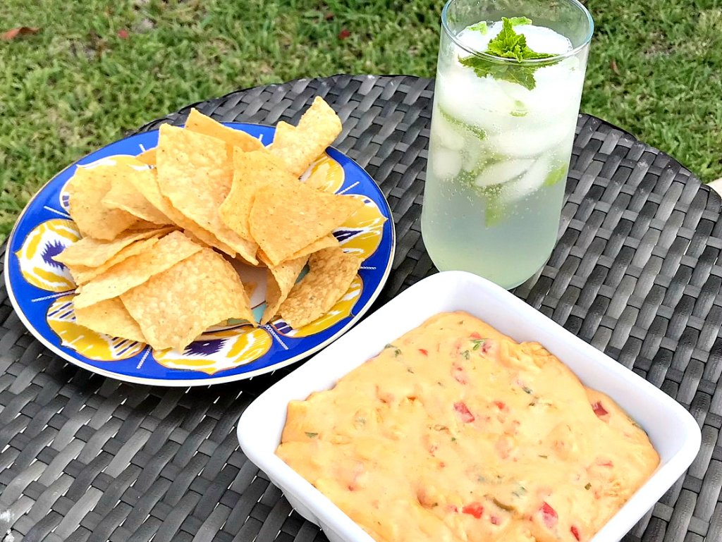 Queso Recipe from scratch