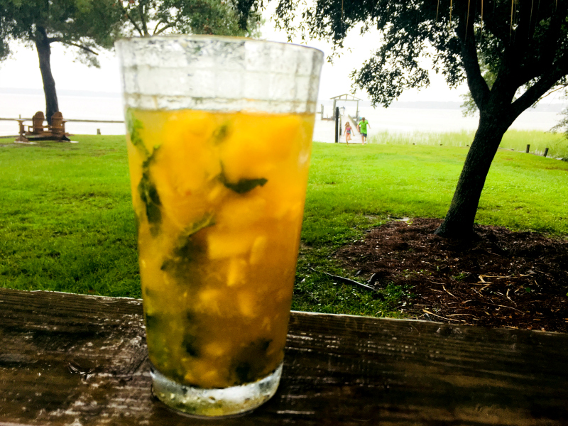 Southern Peach Cocktail Recipe