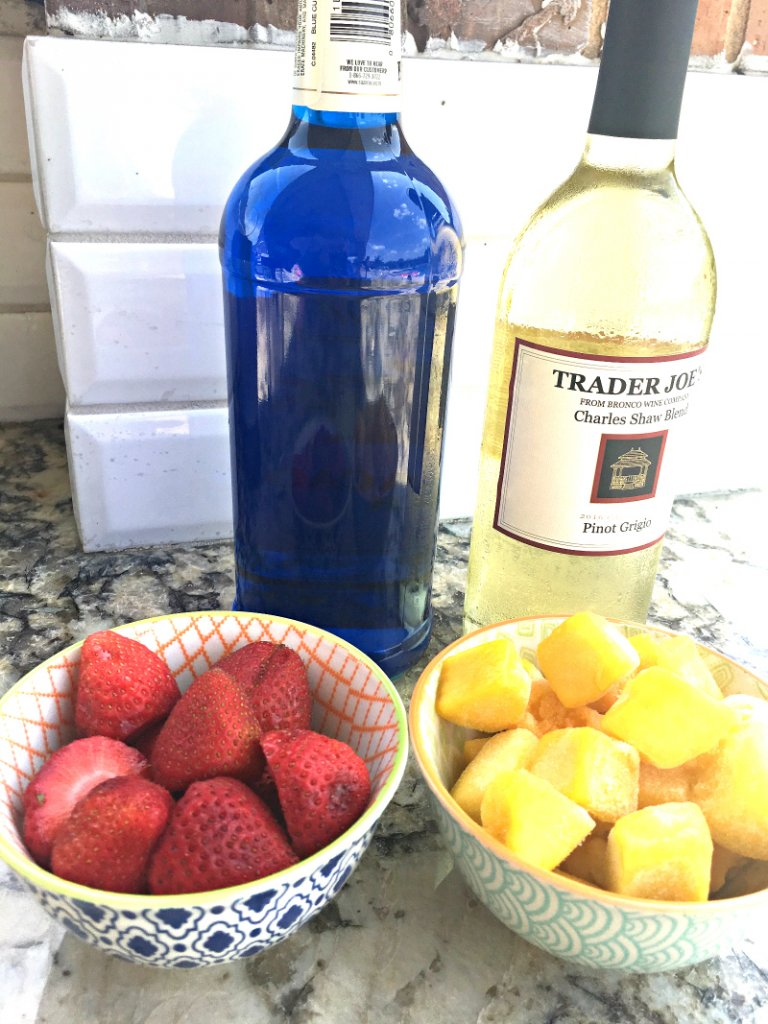 Wine Slushie Recipe