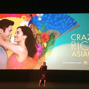 Crazy Rich Asians Party
