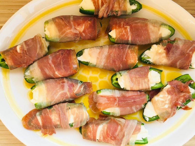 Easy Jalapeno Poppers Recipe