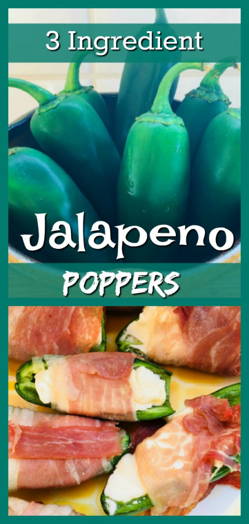 Easy Jalapeno Poppers Recipe by The Spirited Thrifter