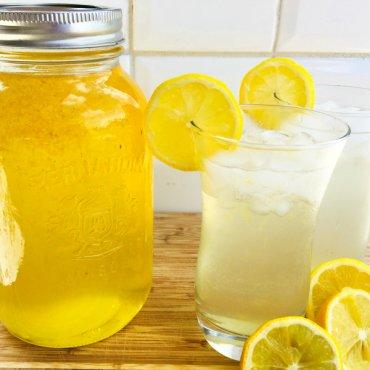 Nana's Homemade Lemonade Concentrate