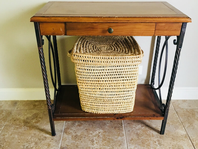 Thrift baskets for your home