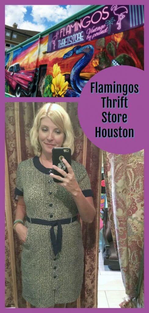 Flamingos Thrift Store Houston