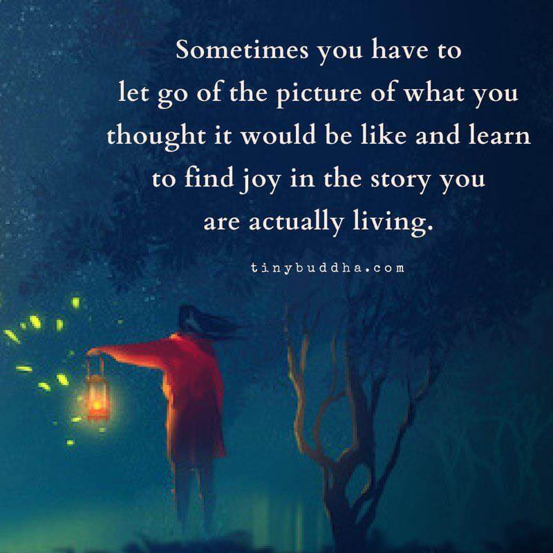 Find Joy in the Story You're Living
