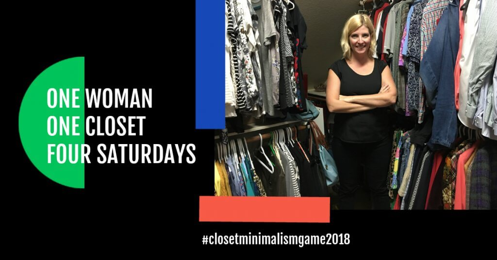 Closet Minimalism Game by The Spirited Thrifter