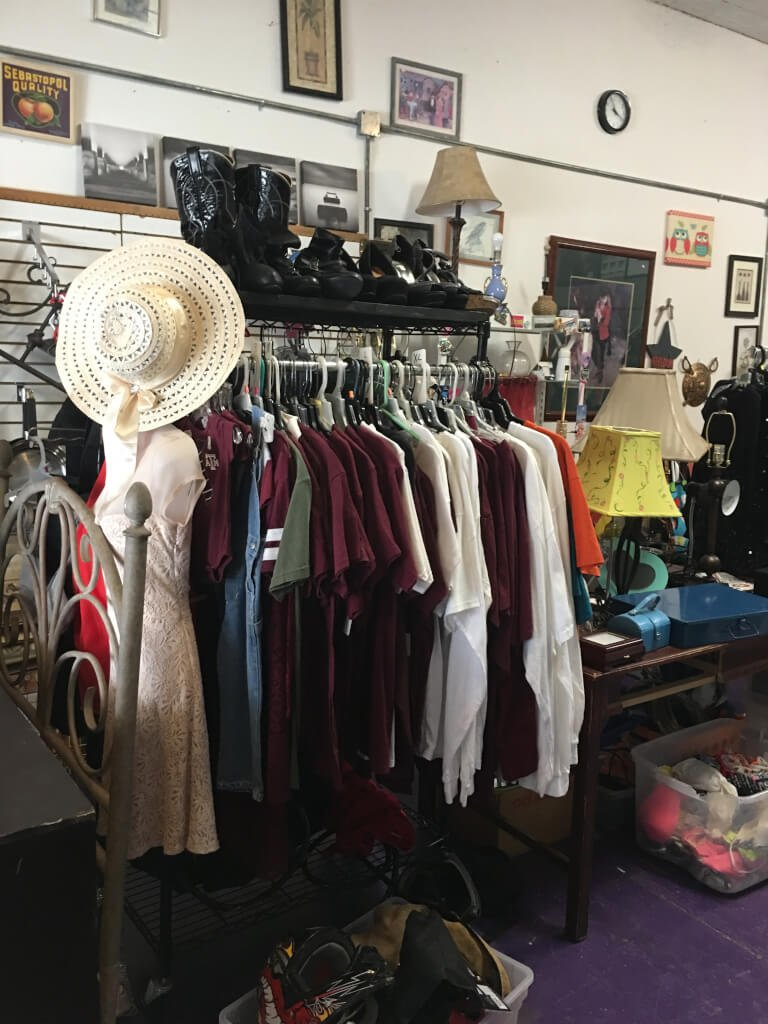 Thrifting in College Station, TX by The Spirited Thrifter