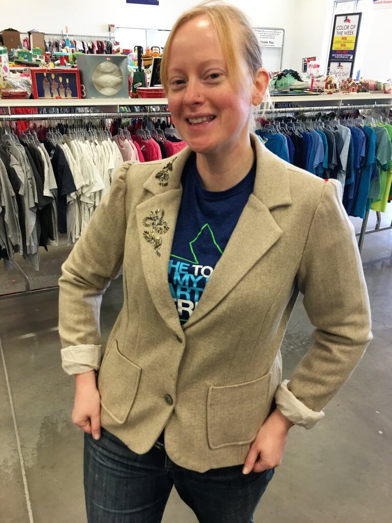How to Thrift a Formal Dress by The Spirited Thrifter