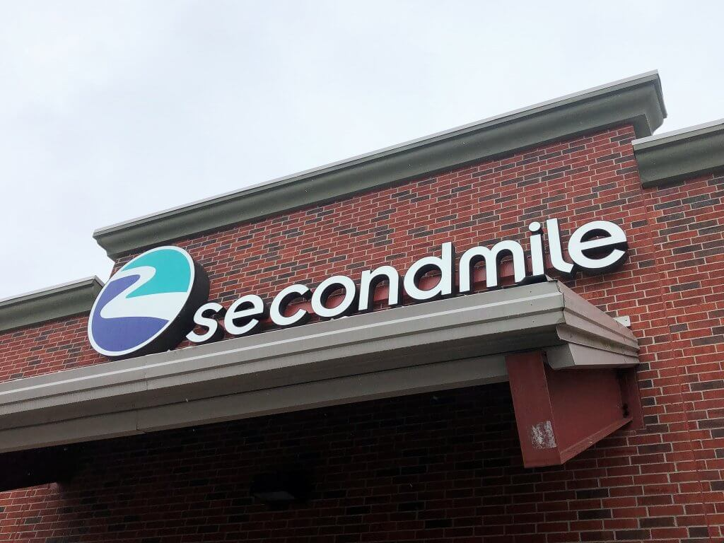 Secondmile Opportunity Shop in Houston by The Spirited Thrifter