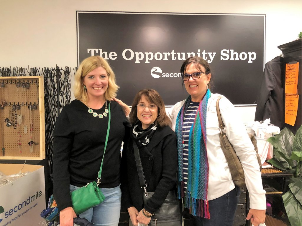 The Opportunity Shop at Second Mile by The Spirited Thrifter