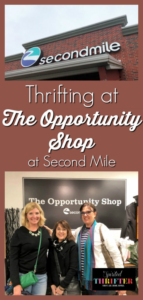 The Opportunity Shop at Second Mile by The Spirited Thrifter #thriftshop #houston #thrifting #thriftedfashion