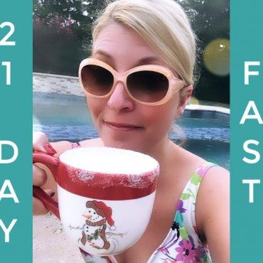 21 Day (Social Media) Fast