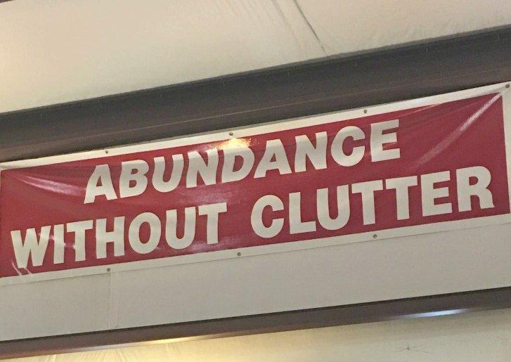 Thrifting in Alabama